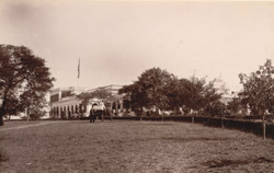 Residency House (Front view), [Udaipur].